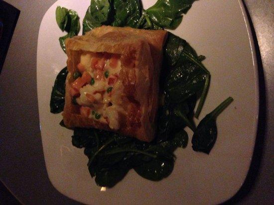 Tarpon Creek Bar & Grill: Lobster pot pie