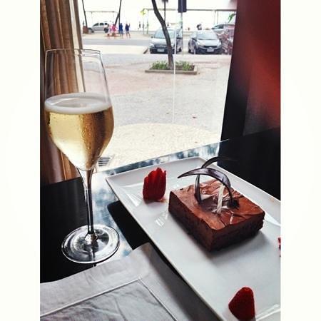 Miramar Hotel by Windsor : Surpresa no café da manhã pelo meu aniversário