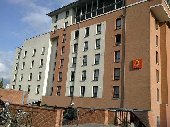Adagio Access Toulouse Jolimont: vue exterieur