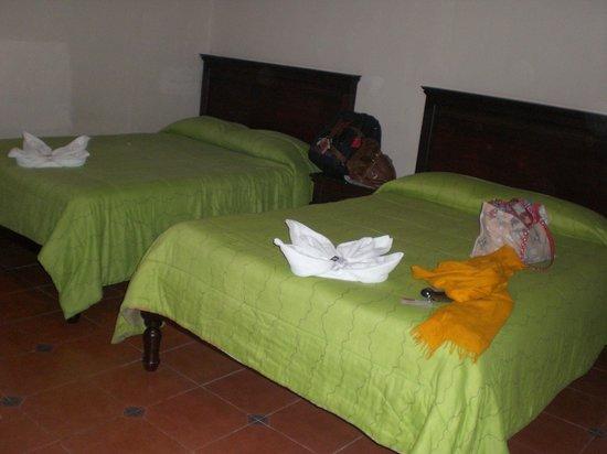 Hotel & Spa Santuario del Alba: La habitación