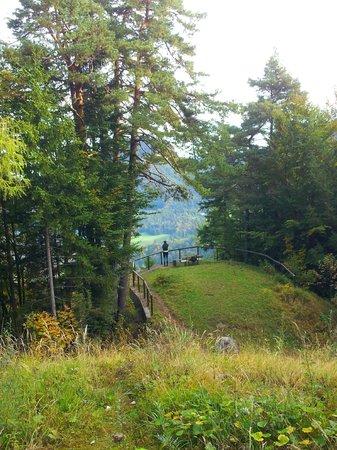 Hotel zum Türken: View from Hitlers Overlook