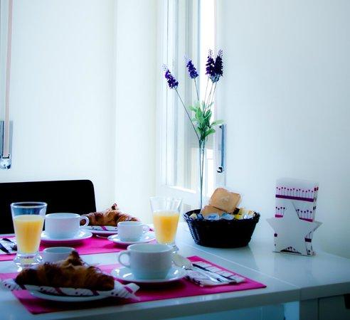 B&B Cuscino & Pasticcino: la colazione