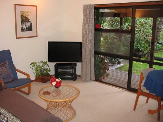 Binnowee Bed & Breakfast : Private Lounge