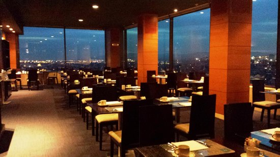 Dining Room Of The Restaurant Picture Of Visual Restaurant