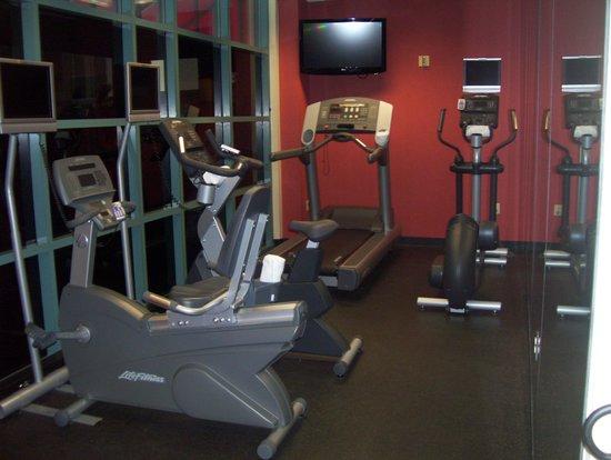 Las Vegas Marriott: gym1