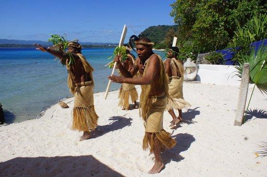JoJo Beach Club: Warrior Dancers