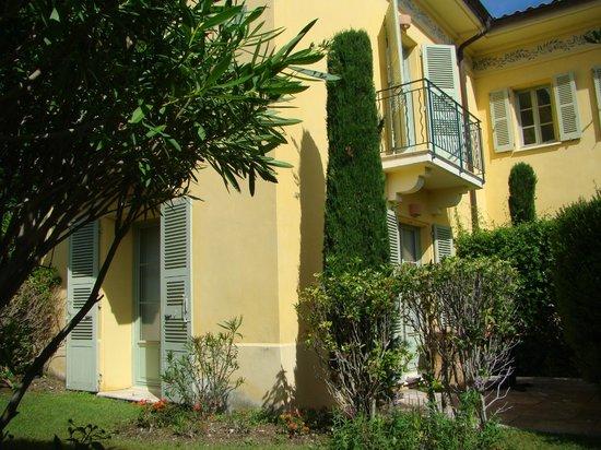 Hotel Royal-Riviera : L'Orangerie