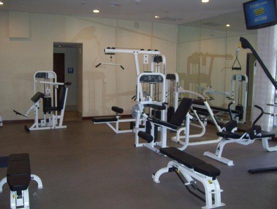 Renaissance Las Vegas Hotel: gym1