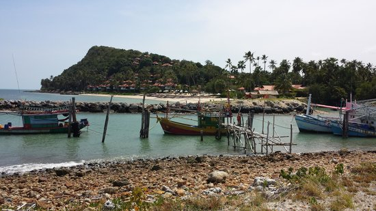 Rainbow Scuba and Tours: some of the scenery
