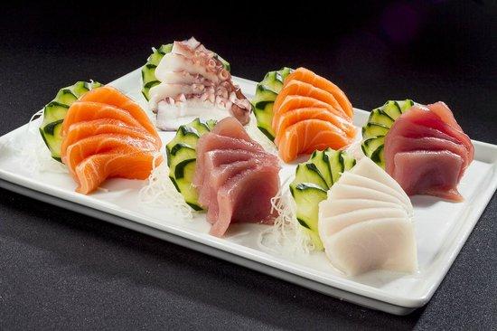 Sushi Hokkai: Sashimi Misto Grande