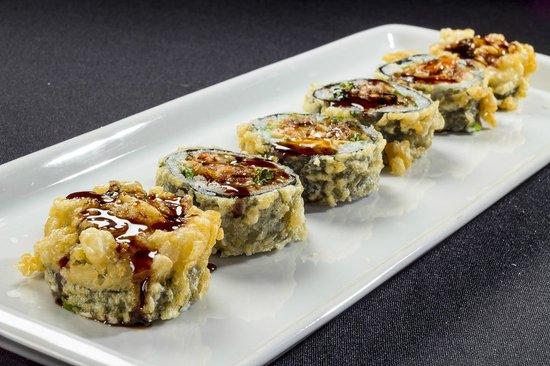 Sushi Hokkai: Hot Filadelphia