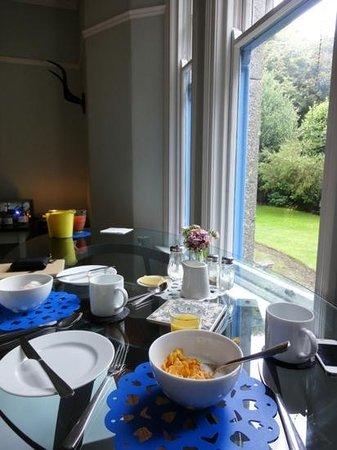 Venton Vean: yes, the breakfast again :)