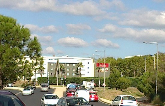 Appart'City Confort Montpellier Ovalie : vue exterieur