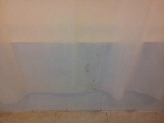 Baiyoke Ciao: mould bathroom carpet an