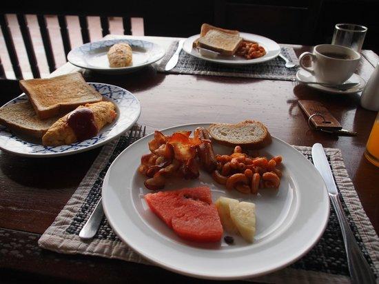 NovaSamui Resort Koh Samui: 朝食