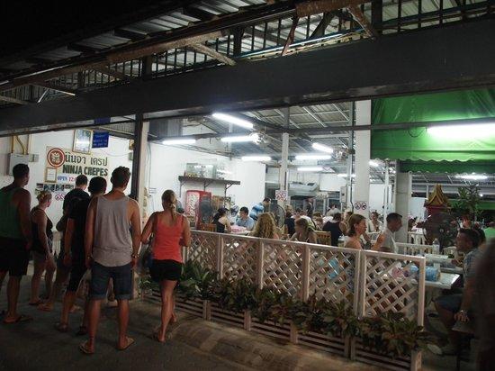 NovaSamui Resort Koh Samui : NINJA レストラン お勧め