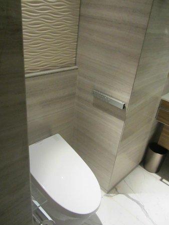 Kerry Hotel Beijing: Toilet
