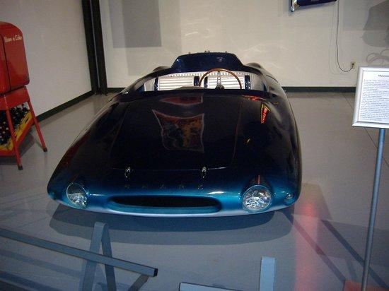 Antique Automobile Club of America Museum: Shark