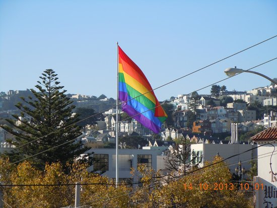 Inn on Castro: In the neighbourhood