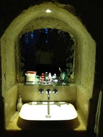 Asia Minor Hotel : Bathroom
