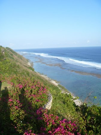 The Ungasan Clifftop Resort: View