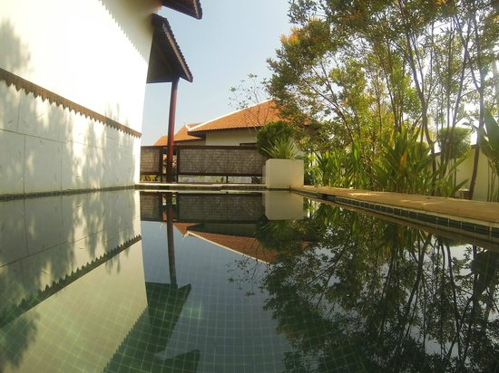 BEST WESTERN Suites and Sweet Resort Angkor: Private Plunge Pool for each suite room