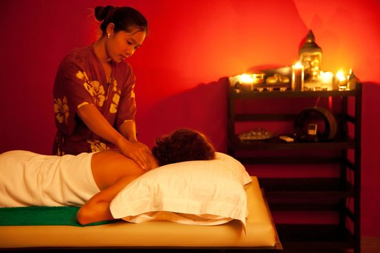 Suites and Sweet Resort Angkor : Massage Room