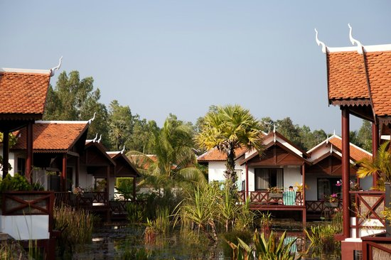 Suites and Sweet Resort Angkor : Viilas