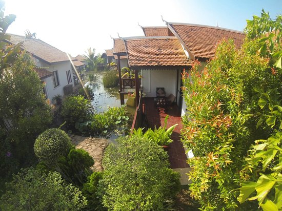 Suites and Sweet Resort Angkor : Garden View