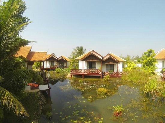 Suites and Sweet Resort Angkor : Villas View