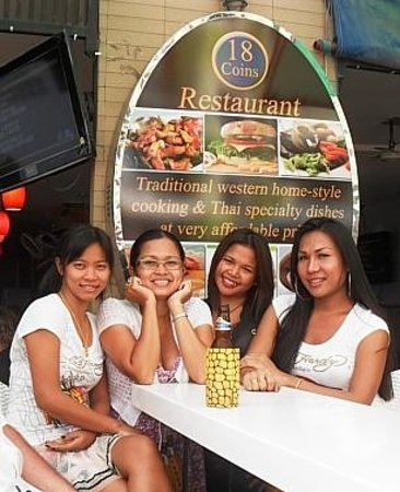 18 Coins Restaurant: Our Lovely friendly Staff