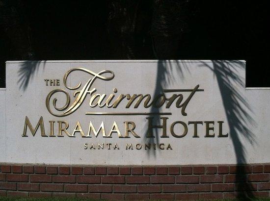 Fairmont Miramar Hotel & Bungalows: FM Hotel