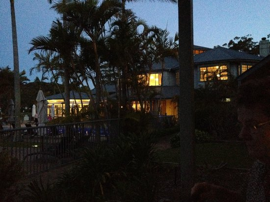 Anchorage Port Stephens: Anchorage evening