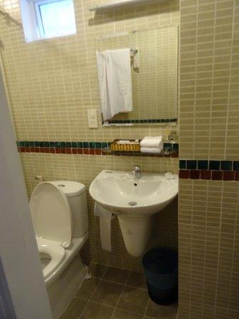Little Saigon Boutique Hotel: Bathroom Room 001