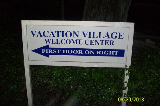 Vacation Village at Weston: time share place. Beware