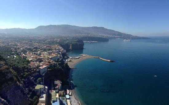 Walks of Italy: Amazing view!