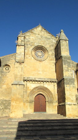 Santa Marina de Aguas Santas Church