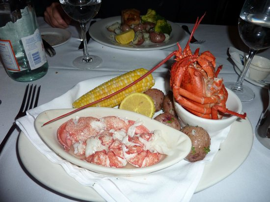 Atlantic fish company lobster dinner picture of for Atlantic fish co