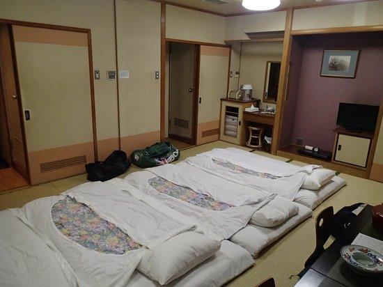 Nagasaki Hotel Ihokan: 和室