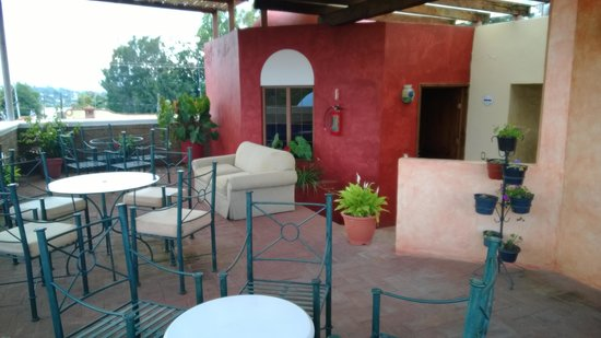 Hotel Las Cúpulas: Great place to relax