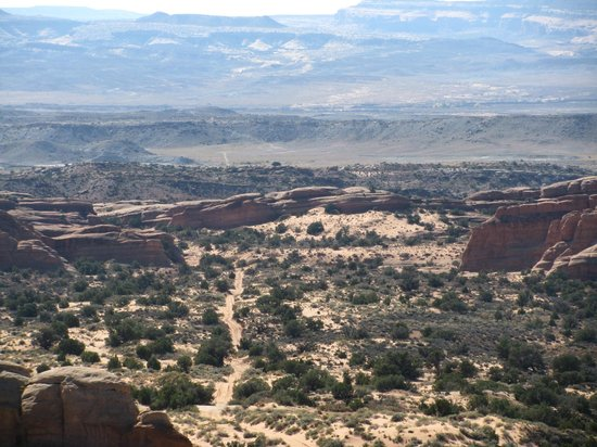 Tag-A-Long Expeditions Day Tours: Arches 4x4 Tour with Corina