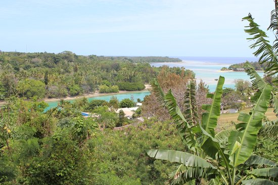 Warwick Le Lagon - Vanuatu: View from the 8th tee