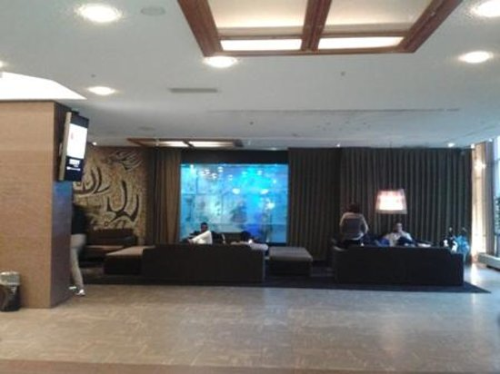 Hotel C Stockholm : Nordic Sea Hotel Lobby