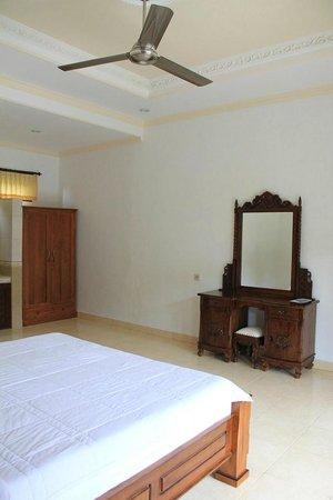 Tanah Semujan Ubud: Roomy space