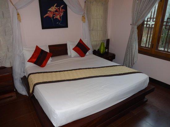 The Hoi An Orchid Garden Villas : Bedroom
