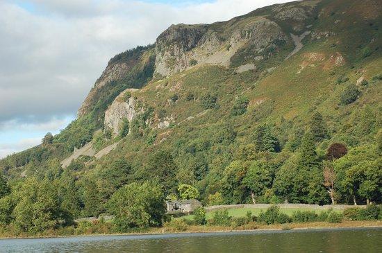Damson Lodge : Walla Crag