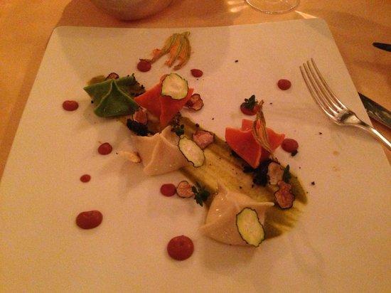 Belvedere Restaurant: Tortelli