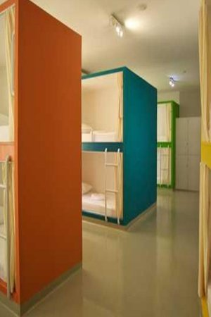 Hostel Emanuel: Bunks