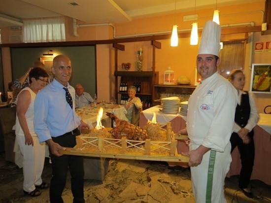 Ambrosiano Hotel: great staff and service!