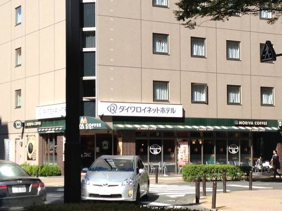 Daiwa Roynet Hotel Shinyokohama : 外観